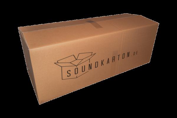 Soundkarton - So kommt er an